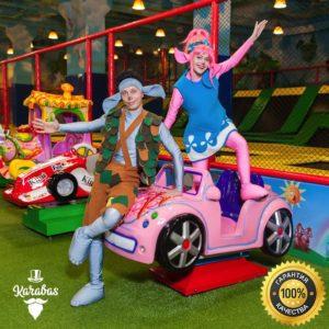 детские праздники Алматы