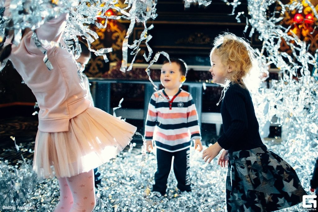 детские праздники в Алматы