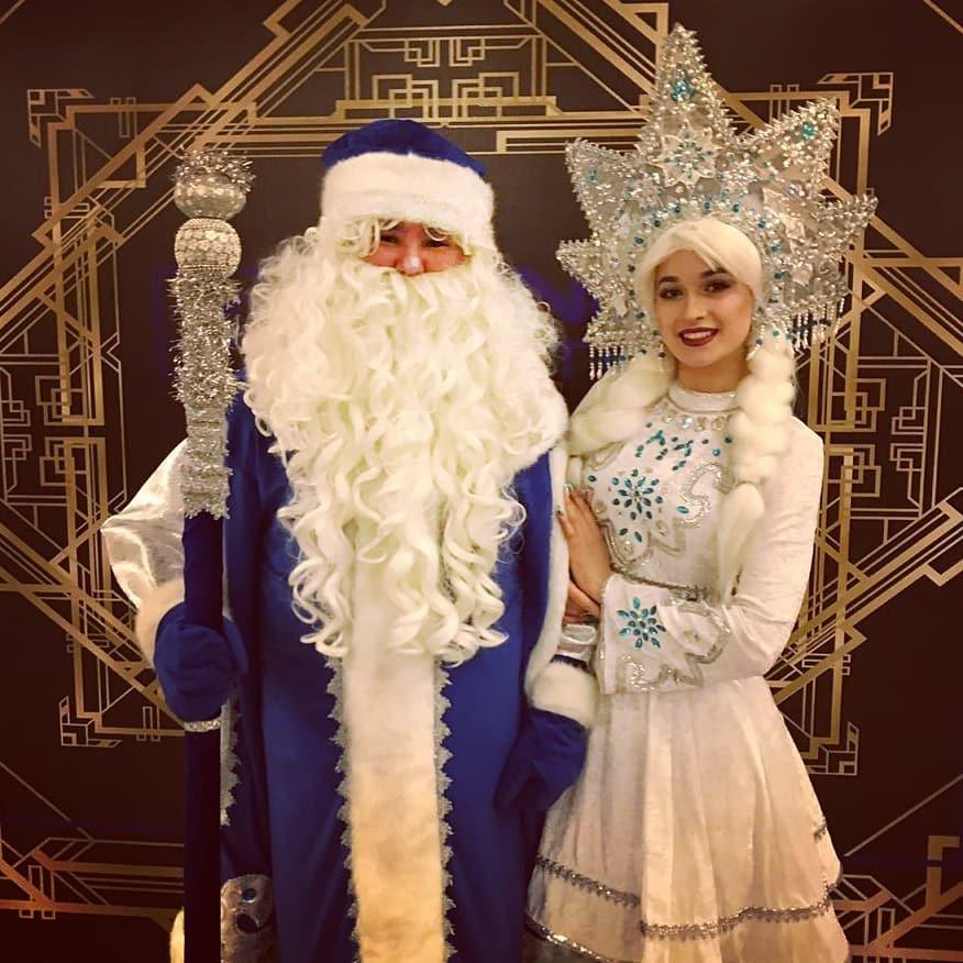 Новогодние шоу программы для детей в Алматы