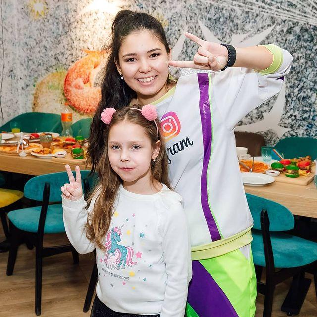 Выпускной в начальной школе в Алматы