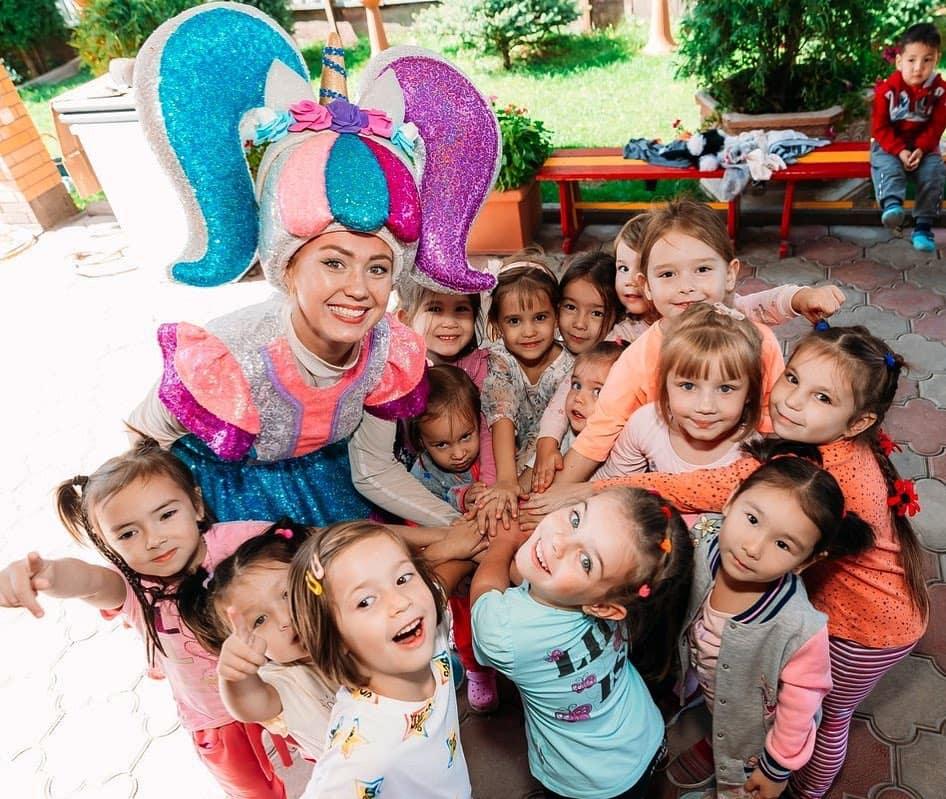 Организация детских праздников в Алматы